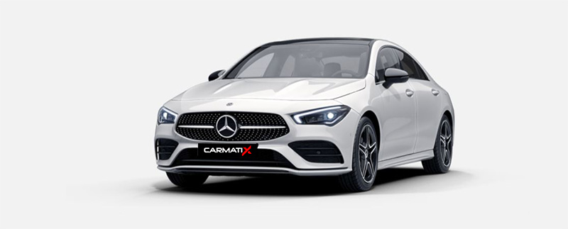 Mercedes CLA 220 i 200 AMG Coupe