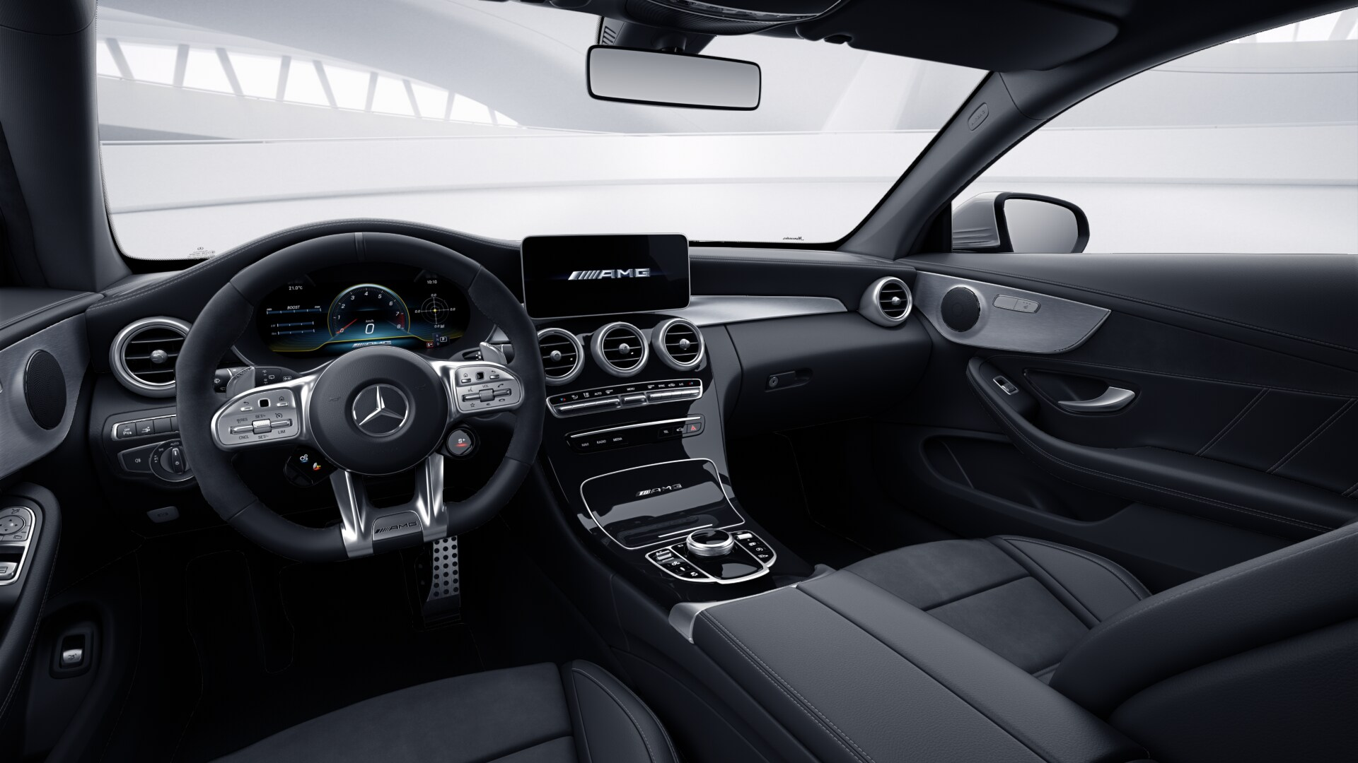 mercedes c 63 s coupe - 2