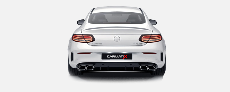mercedes c 63 s coupe - 5