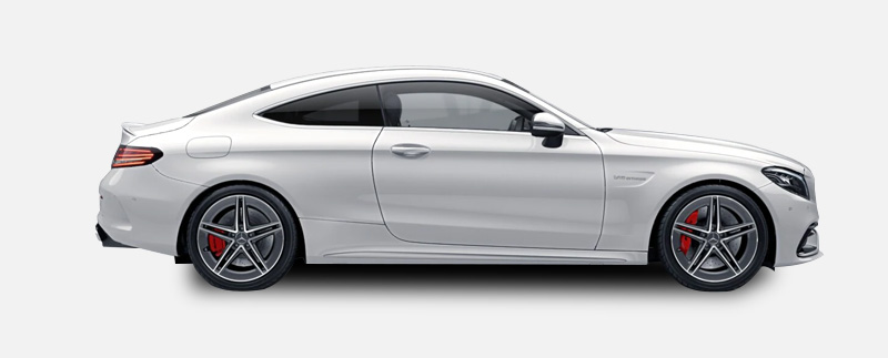 mercedes c 63 s coupe - 6
