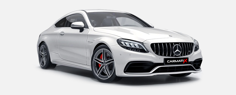 mercedes c 63 s coupe - 8