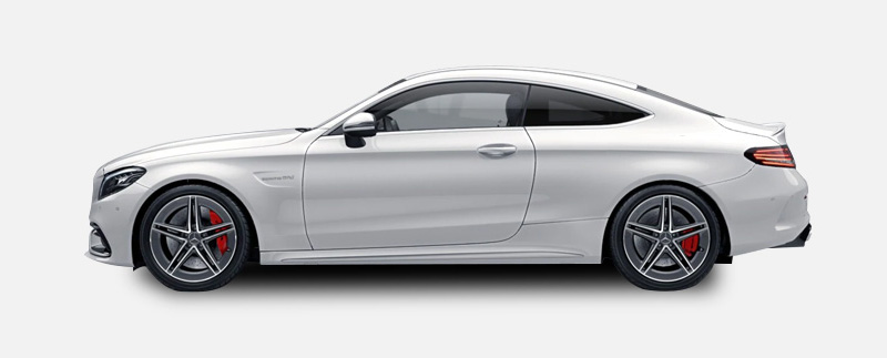mercedes c 63 s coupe - 9